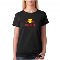 Pit Bull - Dámske Tričko s vtipnou potlačou