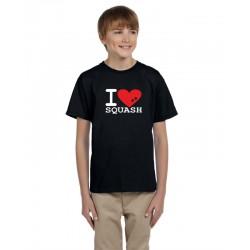 I Love SQUASH - Detské tričko