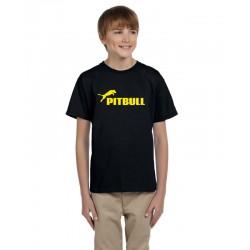 Pitbull - Detské tričko s vtipnou potlačou