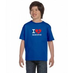 I Love my Dog - Detské tričko s vtipnou potlačou