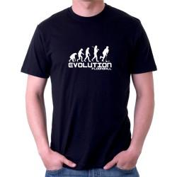 Evolution Floorball - Pánske tričko s potlačou