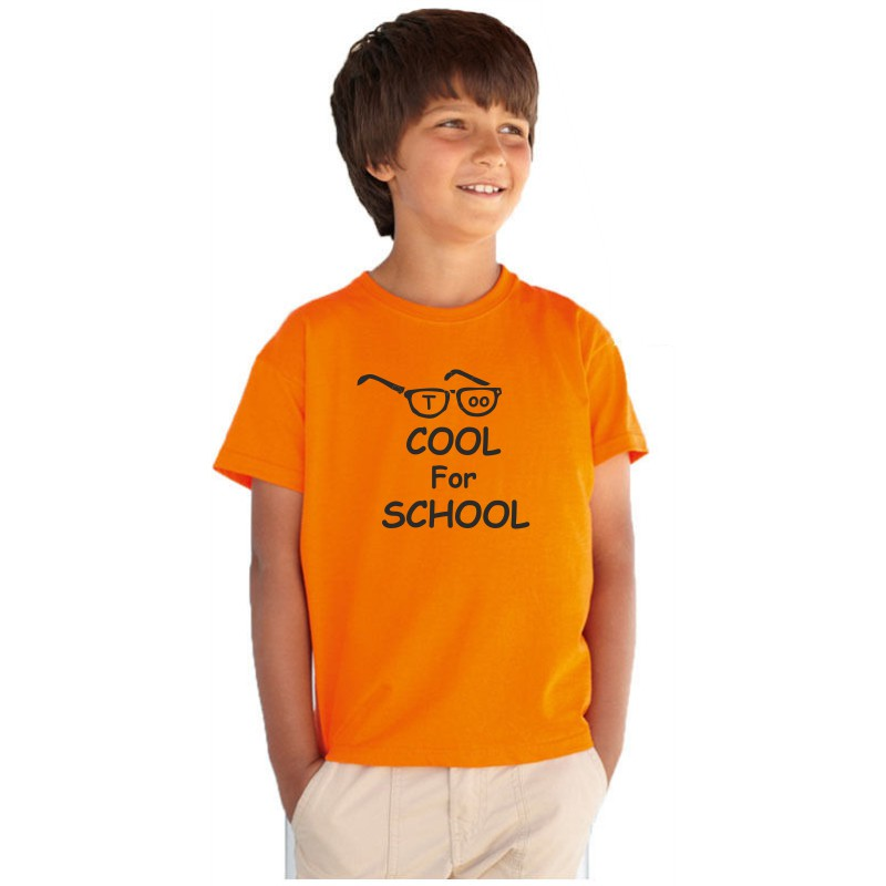 7825fa250f8 Too Cool For School - Tričko pre deti