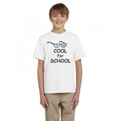 Too Cool For School - Tričko pre deti