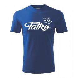 Tatko - Pánské tričko s potlačou