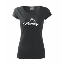 Mamka - Dámské tričko s potlačou