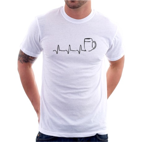Pivna Krivka - Pánské tričko s potlačou