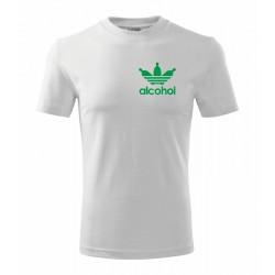 Alcohol - Pánské tričko