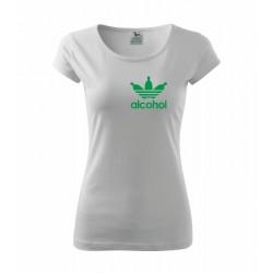 The Real Boss - Dámské tričko s potlačou pre zamilovaných