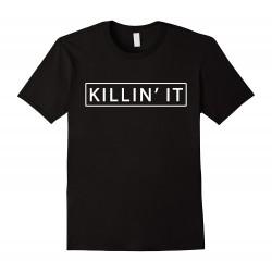 Killin' it - Pánské tričko s potačou