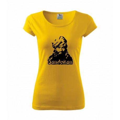 Alcohol - Dámské tričko s potlačou