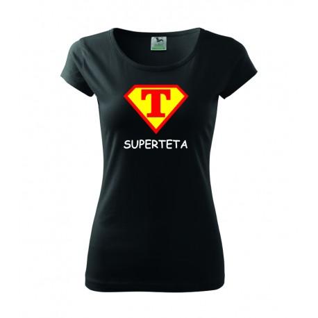- Dámske tričko, darčekove vtipne tričko