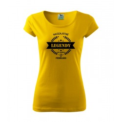 Dámske tričko, darčekove tričko pre ženy