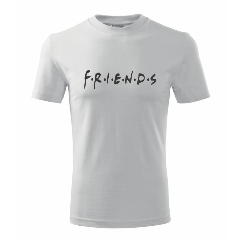 6fd2805868a ... FRIENDS (kamaráti) - Pánské tričko