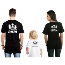 Im their princess - Tričko pre deti