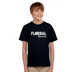 Florbal sa mi páči - Tričko pre deti