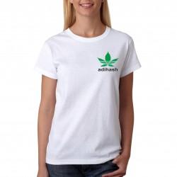 Adihash - Dámske Tričko s vtipnou potlačou