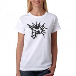Punk Anarchy - Dámské Tričko s vtipným potiskem