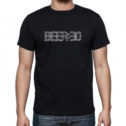 BEER:30 - Pánske Tričko s vtipnou potlačou