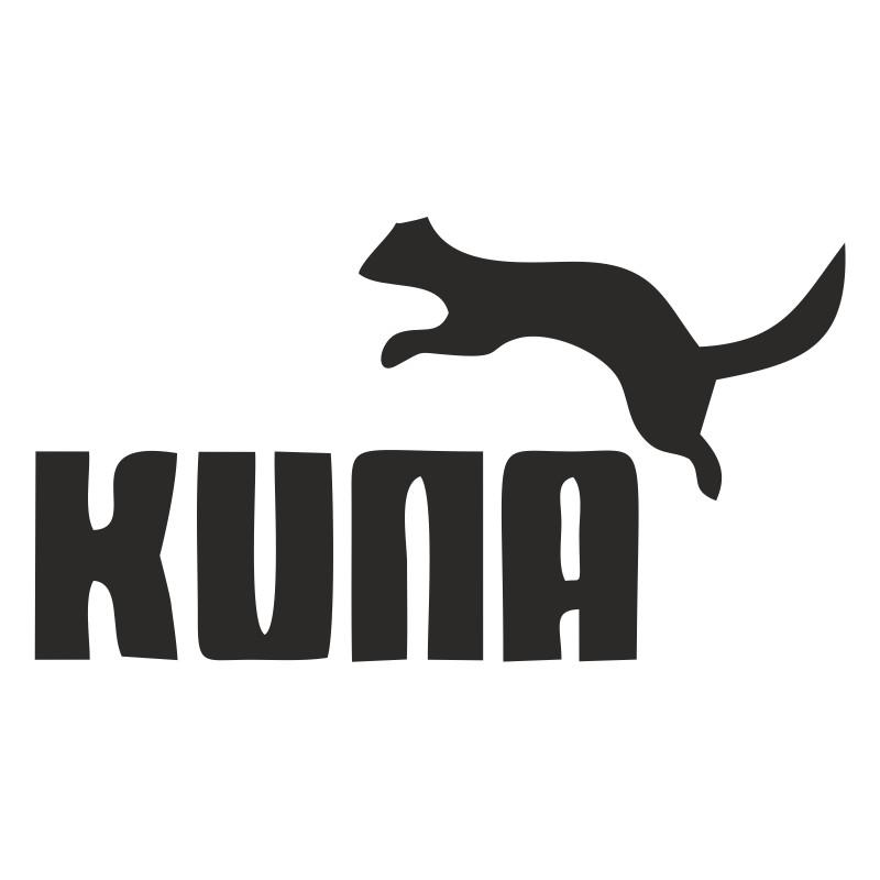 f9d797b966d Kuna - Pánské Tričko s vtipným potiskem ...