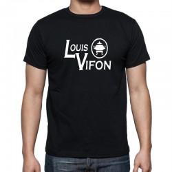 Louis Vifon - Pánske Tričko s vtipnou potlačou