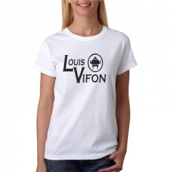 Louis Vifon - Dámske Tričko s vtipnou potlačou