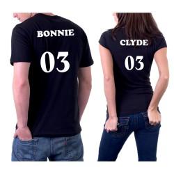 Bonnie 03 - Pánské Tričko s vtipným potiskem
