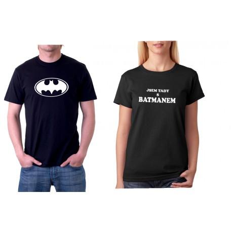 d830748a7ba0 Batman - Pánske Tričko s vtipnou potlačou